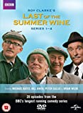 last of the summer wine box set - Last Of The Summer Wine: Series 1-4 [DVD] [Region2] Requires a Multi Region Player