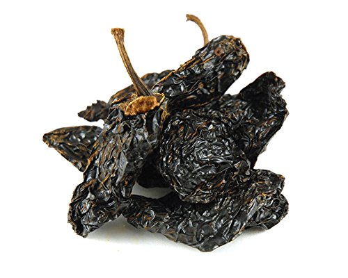 Whole Black and Red Chipotle Chiles - 8 oz Bag by Savory Spice Shop