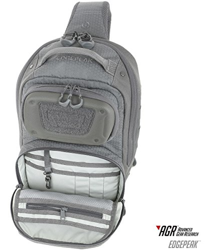 Maxpedition MXEDPGRY Zaino da Escursionismo, Unisex – Adulto, Multicolore, Taglia Unica