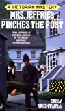 Mrs. Jeffries Pinches the Post, Emily Brightwell, 0425180042