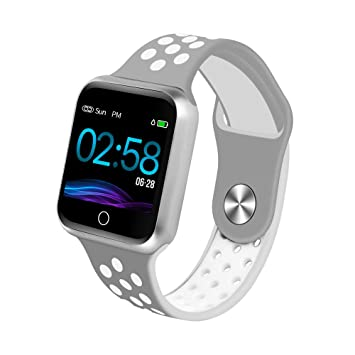 Smart watch Bluetooth S226 Reloj De Ritmo Cardíaco Smartwatch para ...