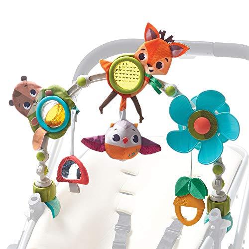 Arco Musical de Juegos Educativo con Sonajero y Actividades, a partir de 0 meses, Clips de acople universales, Into The Forest