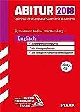 Abiturprüfung Baden-Württemberg - Englisch mit CD