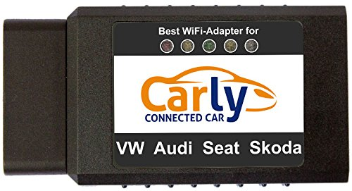 Original Carly for VAG WIFI OBD2 Adapter - Best VAG App with iPhone