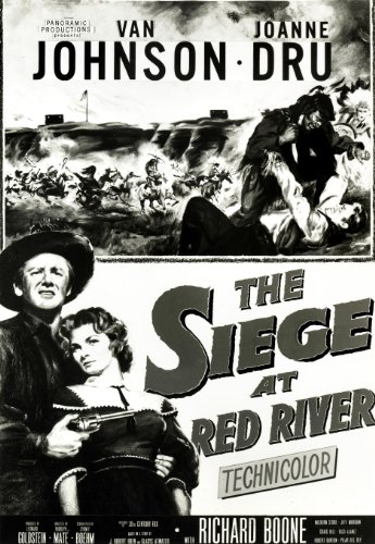 The Siege At Red River by