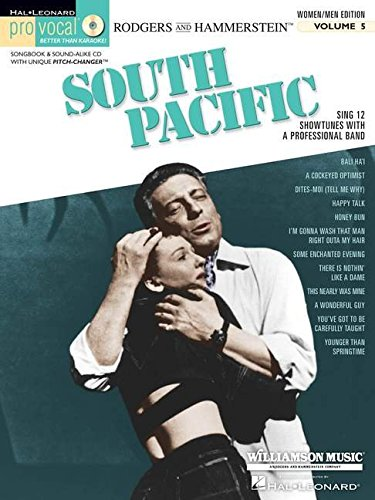 Read Online South Pacific: Pro Vocal Mixed Volume 5 (Pro Vocal Women/Men Edition) PDF
