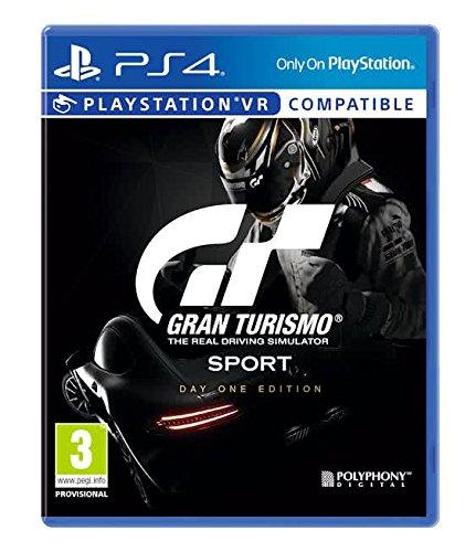 PlayStation Gran Turismo: Sport – Ps4
