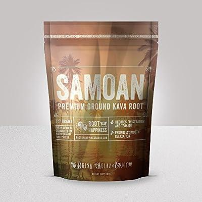 Premium Samoan Kava Powder - 1/2lb
