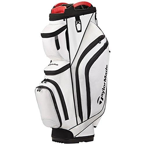 TaylorMade Supreme Cart Golf Bag White