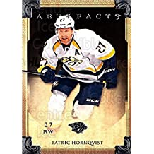 Patric Hornqvist Hockey Card 2013-14 UD Artifacts #78 Patric Hornqvist
