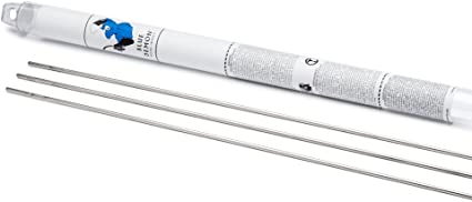 "39/"" x 0.045/"" ER309L 2 LB TIG Stainless Steel Rod 3//64/"""