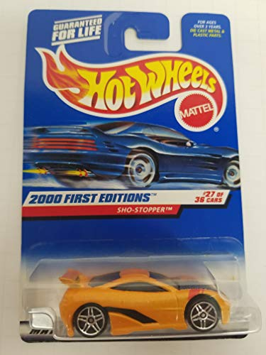 (Sho-Stopper First Editions 2000 First Editions 27 of 36 Hot Wheels)
