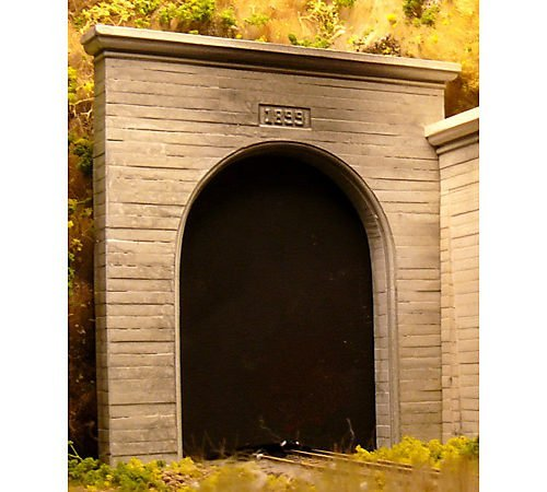 Chooch Enterprises 9920 O Single Concrete Tunnel Portal