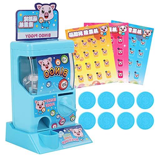 [해외]Educational Learning Toys Gift for Girls Boys BabyKids Children`s Mini Fun Gashapon Machine Kids Puzzle Coin-Operated Game Machines Children Toy Gift (B) / Educational Learning Toys Gift for Girls Boys Baby,Kids Children`s Mini Fun...