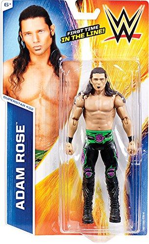 WWE Figure Series #50 - Superstar #32 Adam Rose by Mattel