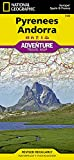 Pyrenees and Andorra (National Geographic Adventure Map)