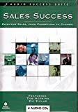 Sales Success Motivational Sales Training 4 Audio CDS from Connecting to Closing