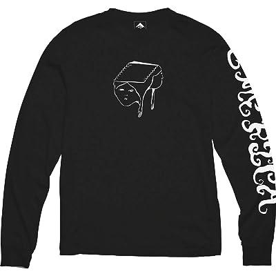 Emerica Men's Spanky Face Shirts: Clothing