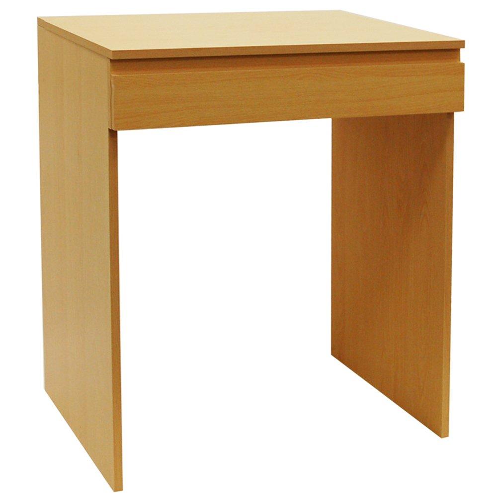 WATSONS TISCH - Schreibtisch Computertisch/Frisierkommode - Buche