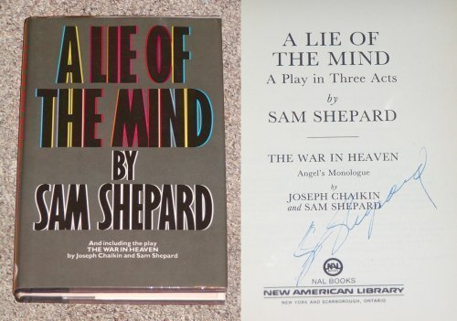 Shepard Sam : Lie of the Mind (Hbk) by Mr Sam Shepard (1987-01-01)