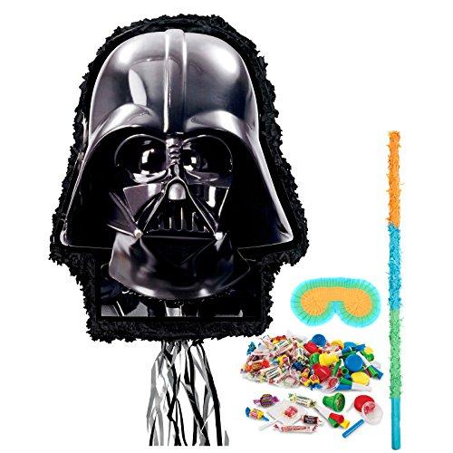 BirthdayExpress Star Wars Party Supplies - Darth Vader