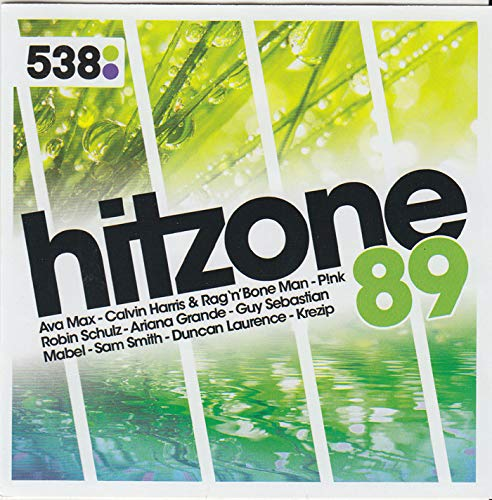 HITZ0NE ... 8 9 (incl. Eurovision Winner) (Erika 5)