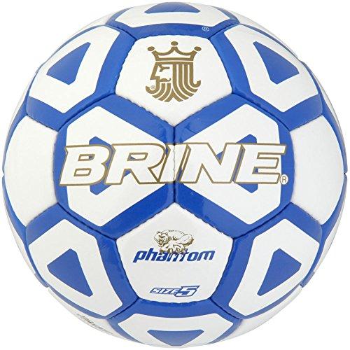 Brine Phantom Soccer Ball, Royal, Size 5