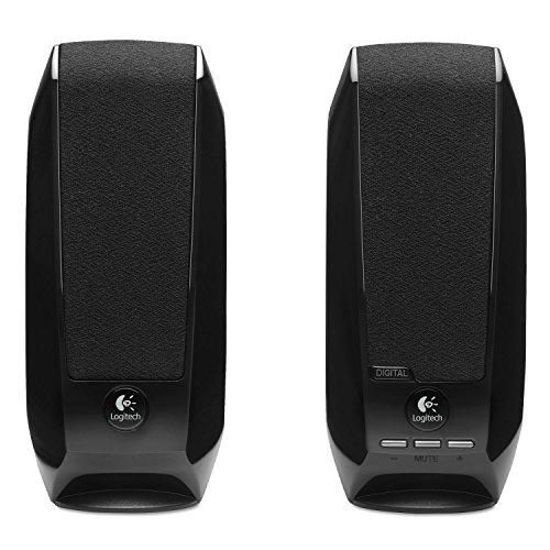 Logitech S-150 1.2 W 2.0 Channel Speakers