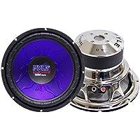Pyle PL1290BL 12 1200 Watt DVC Subwoofer - 1 Pack