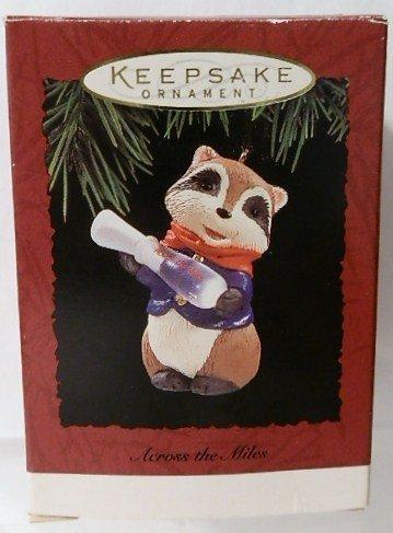 Hallmark Keepsake Ornament - Across The Miles 1994