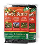 All-Purpose Multiple Use Weed Barrier 2 pack Garden Plants Flower Yard