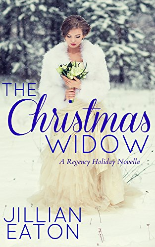 book cover of The Christmas Widow