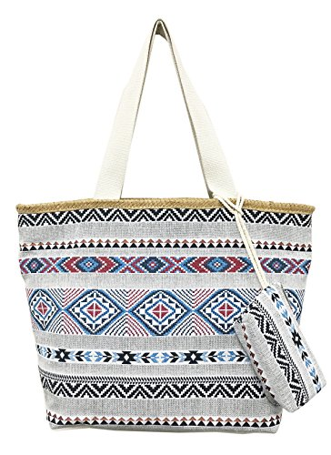 Laurel Tote Bag Pouch Off White product image