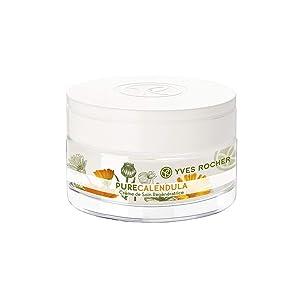 Yves Rocher Pure Calendula Regenerating Moisturizer Day/Night Cream, 50 ml./1.6 fl.oz.