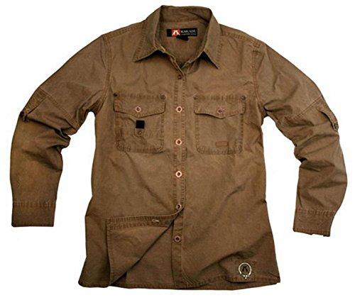 Kakadu Traders Australia - Camisas - para mujer Tabaco