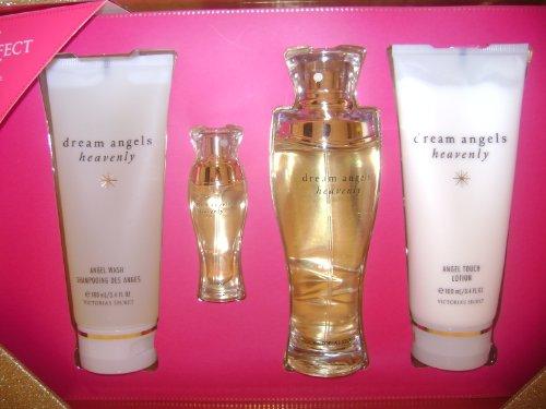 Victoria's Secret Dream Angel HEAVENLY Gift Set 4 Piece Set