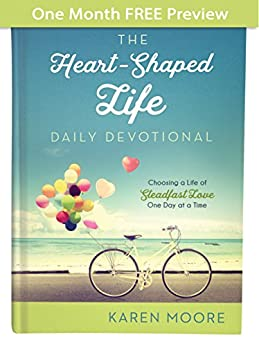 Heart Shaped Life Daily Devotional Devotions ebook product image