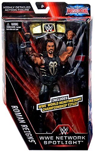 WWE, Elite Collection, WWE Network Spotlight, Roman Reigns Exclusive Action - Warehouse By Spotlight