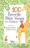 img - for 100 Favorite Bible Verses for Children book / textbook / text book