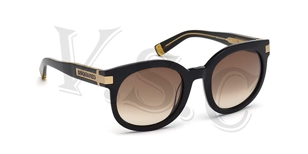 Amazon.com: Dsquared anteojos de sol dq0134 DQ 134 Authentic ...