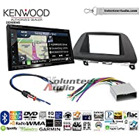 Volunteer Audio Kenwood Excelon DNX694S Double Din Radio Install Kit with GPS Navigation System Android Auto Apple CarPlay Fits 2008-2010 Honda Odyssey