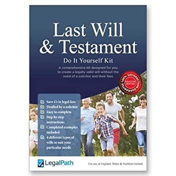Last will and testament diy will kit by legalpath 2018 last will and testament diy will kit by legalpathtrade 2018 edition solutioingenieria