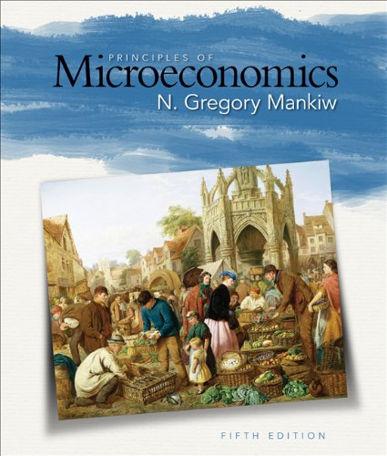 59 best microeconomics books of all time bookauthority book cover of n gregory mankiw principles of microeconomics 5th edition fandeluxe Images