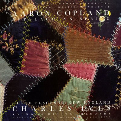 chian Spring/ Three Places in New England Charles Ives (Saint Pauls Magazine)