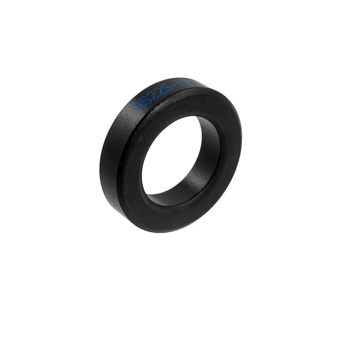 sourcingmap® 57mm x 35mm x 14mm Black Sendust Magnetic Powder Ferrite Core Ring AS225-125A a12083000ux0211