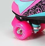 Kandy-Luscious Kid's Roller Skates - Comfortable