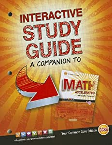 Glencoe Math Accelerated, Interactive    book by McGraw-Hill Education
