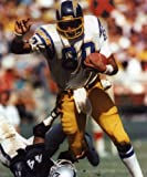 KELLEN WINSLOW SAN DIEGO CHARGERS 8X10 SPORTS ACTION PHOTO (G)