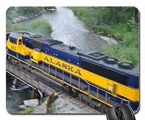 Alaska Train Mouse Pad, Mousepad (Fields Mouse Pad)