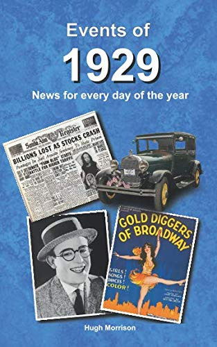 Events of 1929: news for every day of the -